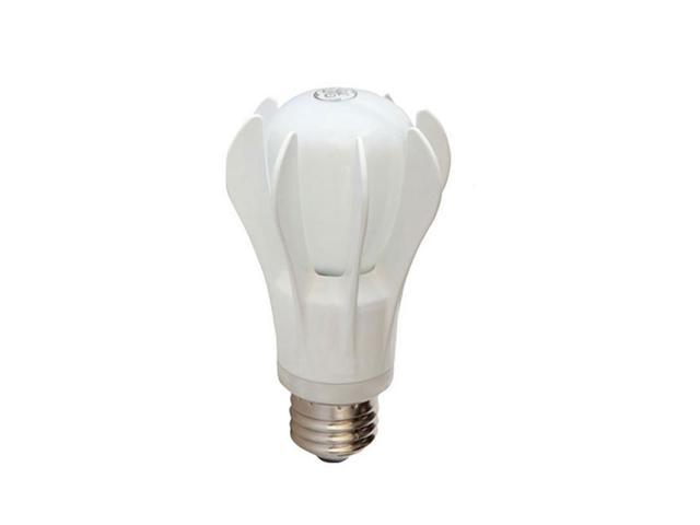 GE 64018 9W LED A19 E26 White 3000k 120V Energy Smart Light Bulb - 40w equiv.