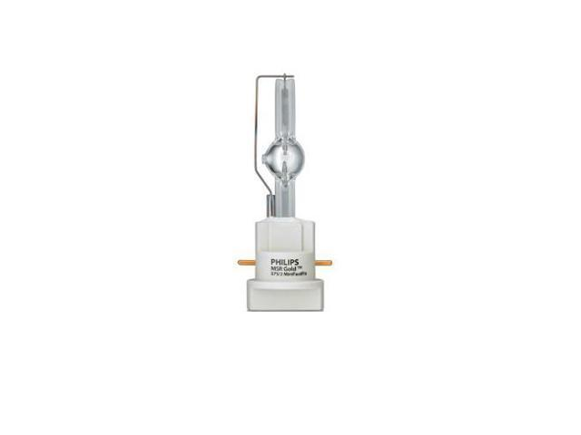 PHILIPS 400W 198V MSR Gold MiniFastFit High Intensity Discharge Light Bulb