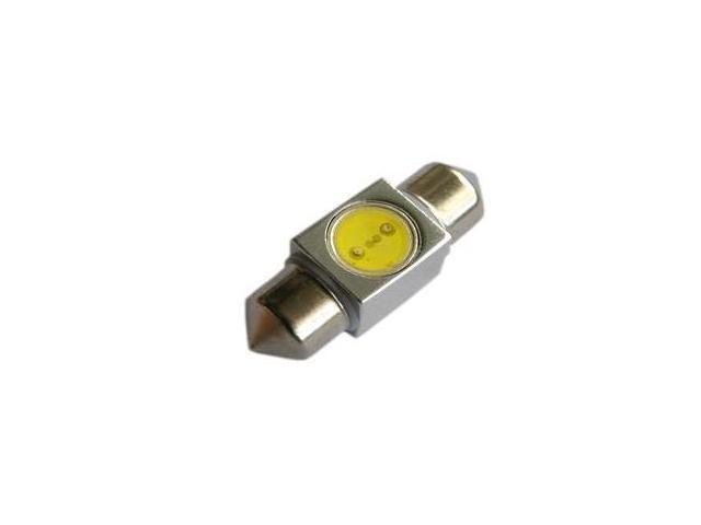 Pair of 31mm LED White Festoon Dome/Map Bulbs 3021 3022 3175 6428 6430 30922 DE3425 DE3175 DE3022 DE3021