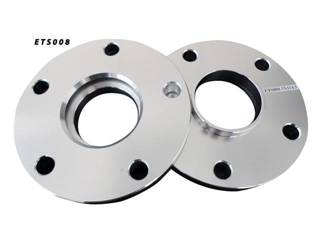 15MM LEXUS HUB CENTRIC WHEEL SPACERS 5X114.3 CB 60.1 (ETS008)