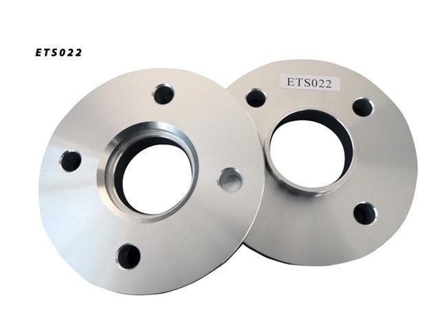 Aluminum Wheel Spacers Honda/Acura 4x100 56.1 15mm Pair (ETS022 Set)