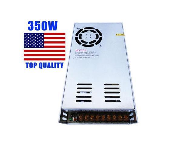 48V DC 7.3A 350W Regulated Switching Power Supply