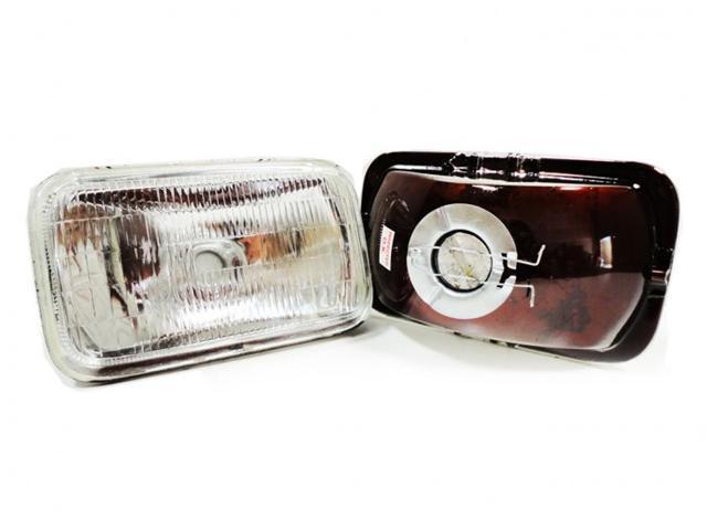Headlights Non-Sealed H4351/H4352 Headlights