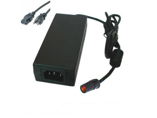 12V 5A Universal Power Supply with Cigar Adapter Plug