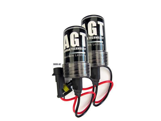 9006 Premium HB4 HID Xenon Bulbs 6000K White *Pair by AGT Chevy