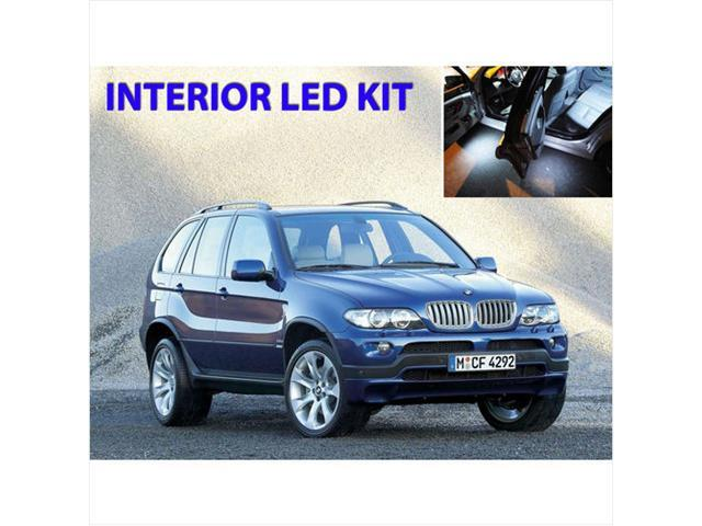 19 PC LED SMD Interior Light Kit for BMW E53 X5