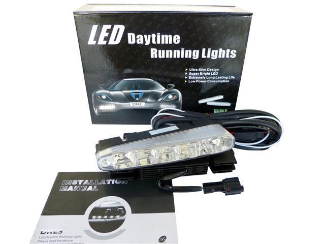 Ultra High Power LED Fog lights (2012 Digital Technology Design)