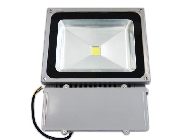 Warm White Natural LED Flood Light Lamp 85-265V 100W Professional Floodlight - OEM