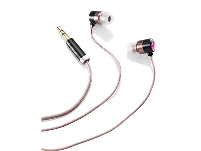 Altec Lansing MZX736PK Bliss Platinum Series Headphones - Pink