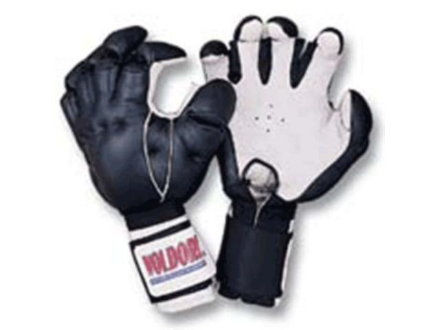 Kenpo/Bag Gloves In leather Heavy Padded