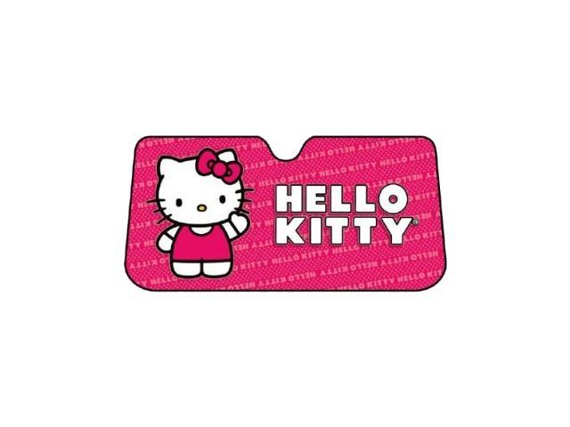 Hello Kitty Core Universal Size Full Sunshade Car Sun Shade