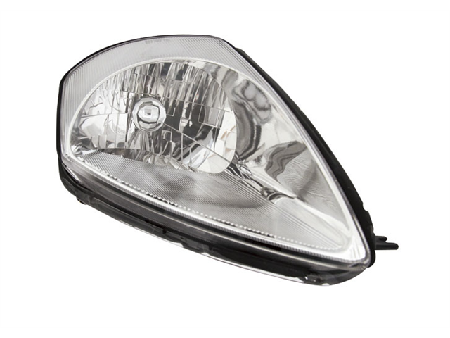 Mitsubishi 2002-2005 Headlight Assembly Driver Side From 02/02