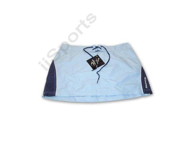 Empire Women Girls Teens Short Board Hip Skirt POWDER BLUE #9 surf beach casual