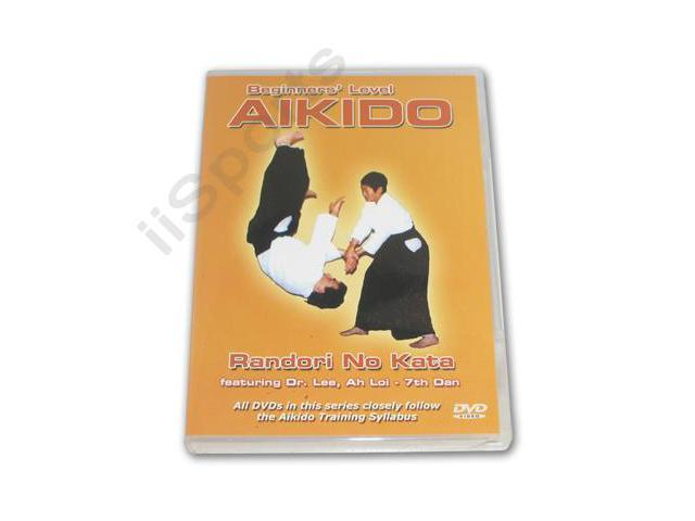 Aikido A-Z Basic Throwing Techniques #2 DVD Brauhardt shiho-nage kote-gaeshi #VPM-19