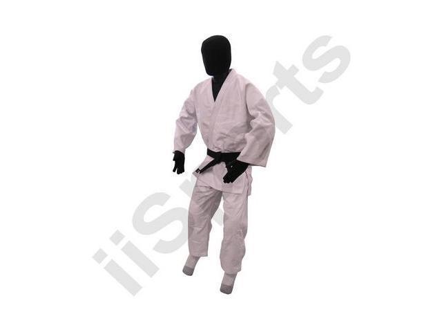 """iiSports Big Bubba II Brazilian Jiu Jitsu 6' 2"""" Life-like Training Man Dummy Bag judo grappling wrestling"""
