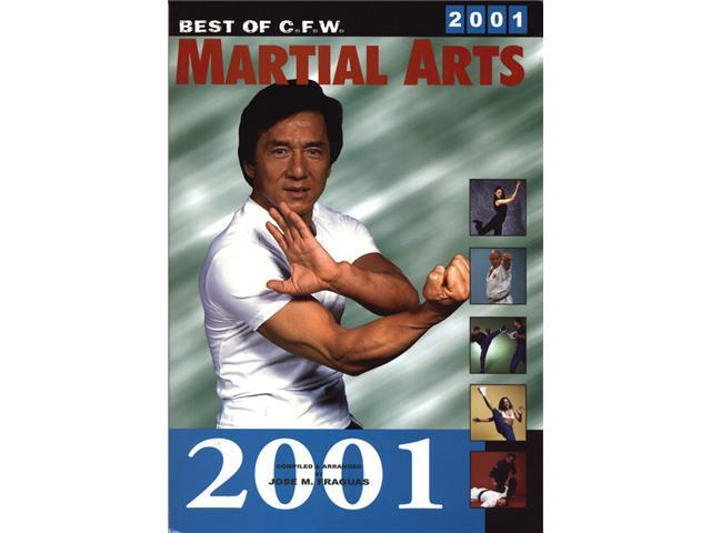 Best of CFW Martial Arts 2001 Book Inside Kung Fu Karate taekwondo Jose Fraguas