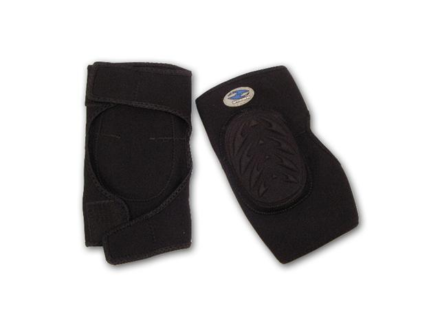 Cyclone Black Neoprene Paintball Adult Small Medium Elbow Pads Youth Knee Pads Guards child