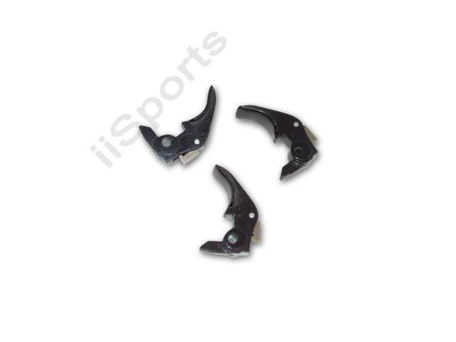 3 Kingman Spyder 98+ Replacement Metal Single Triggers LOT rodeo aggressor FS