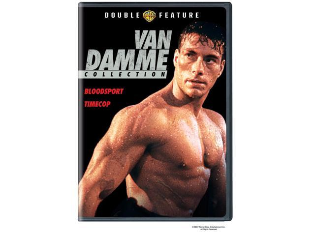 Van Damme Collection Bloodsport Timecop