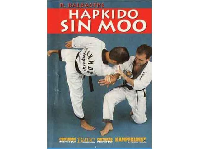 Korean Hapkido Sin Moo DVD martial arts techniques weapons ...