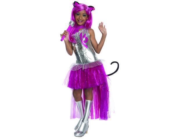 Monster High Catty Noir Costume - Medium