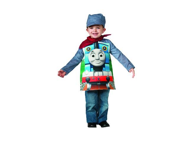 Deluxe Thomas The Tank Engine Costume - Toddler