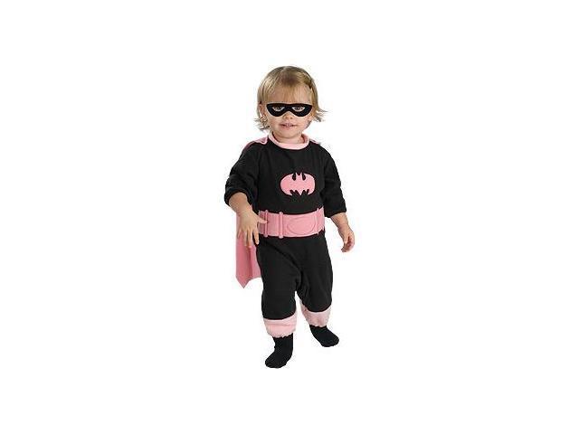 Pink Batgirl Costume Rubies 885704