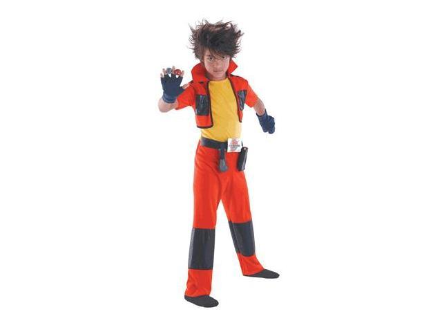 Child Bakugans Dan Costume