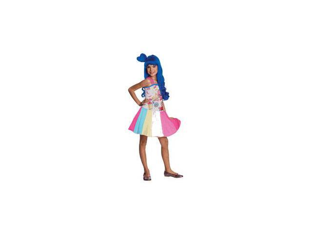 Girls Katy Perry Costume - Small