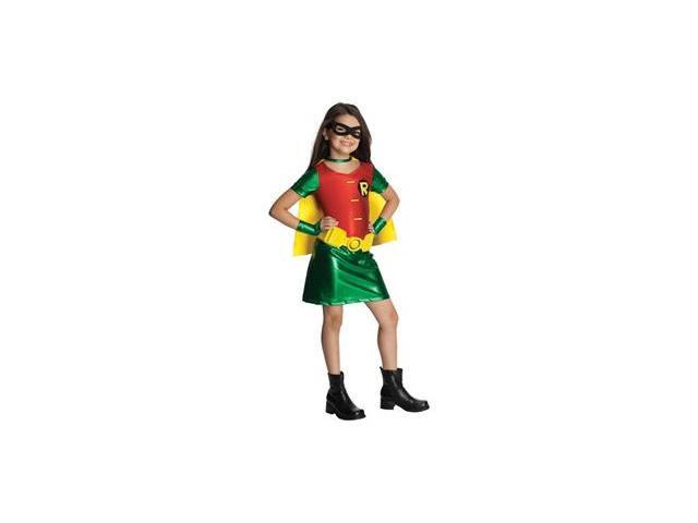 Child Robin Girl Costume - Medium