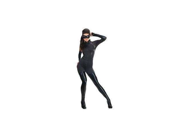 Batman The Dark Knight Rises Secret Wishes Catwoman Adult Costume - Small