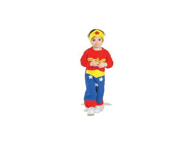 Infant Wonder Woman Costume - Newborn