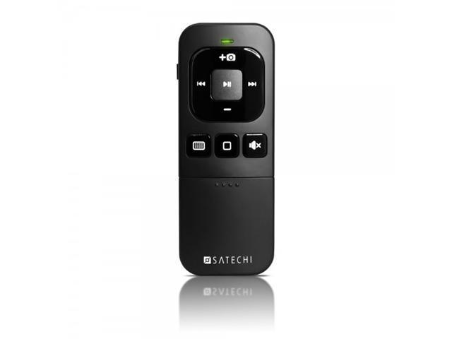 Satechi Bluetooth Multi-Media Remote Control for iPhone, iPad & All Bluetooth iOS Devices