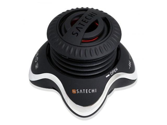 Satechi BT Wireless Bluetooth Portable Speaker System for iPhone, Android Smart Phones, iPad, Tablets