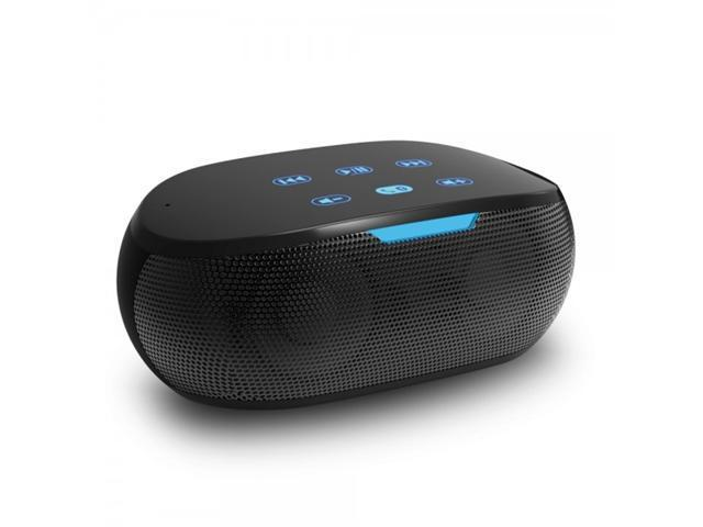 Satechi BT Touch Wireless Portable Bluetooth Hands-free Speaker System for iPhone / Android Smart Phones / iPad / Tablets ...