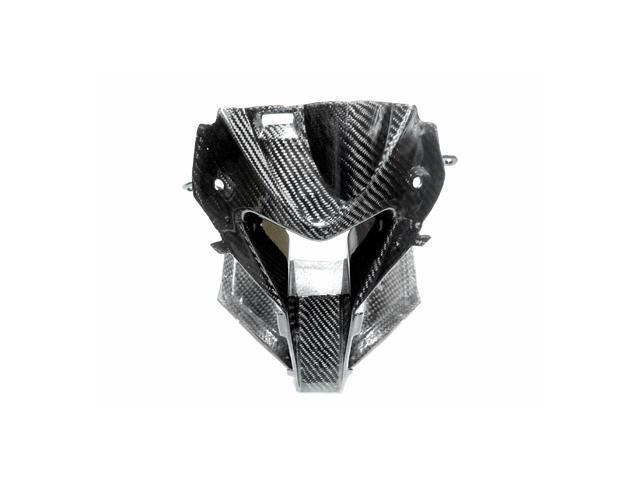 2009 - 2014 BMW S1000RR HP4 Carbon Fiber Nose Fairing