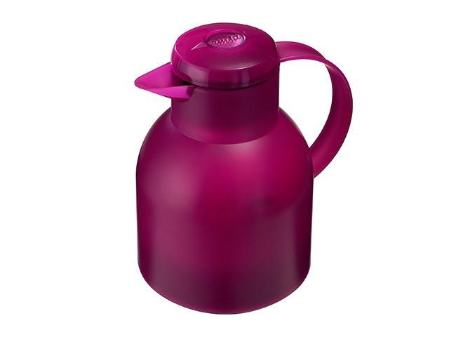 Emsa By Frieling Samba Quick Press Transluscent Raspberry 34 oz. - Model E507075