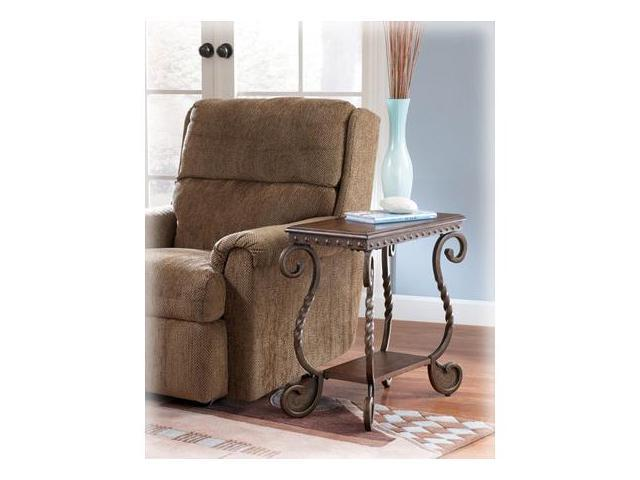 Rafferty Chairside End Table by Ashley Furniture