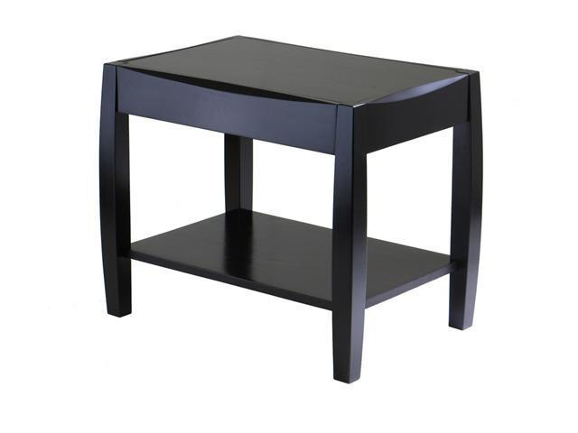 Cleo End Table By Winsome Wood
