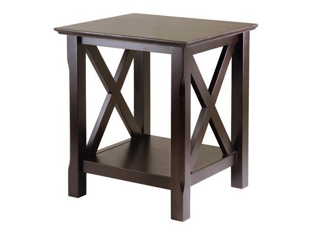 Xola End Table By Winsome Wood