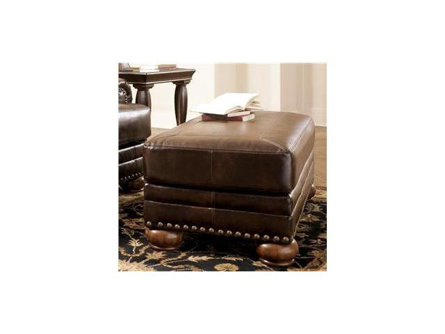 DuraBlend - Antique Ottoman by Ashley Furniture