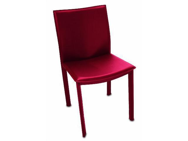 Elston Chair Red By Tag Furnishings Newegg