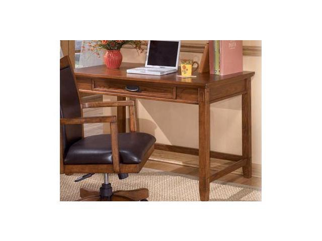 Cross Island Small Leg Desk By Ashley