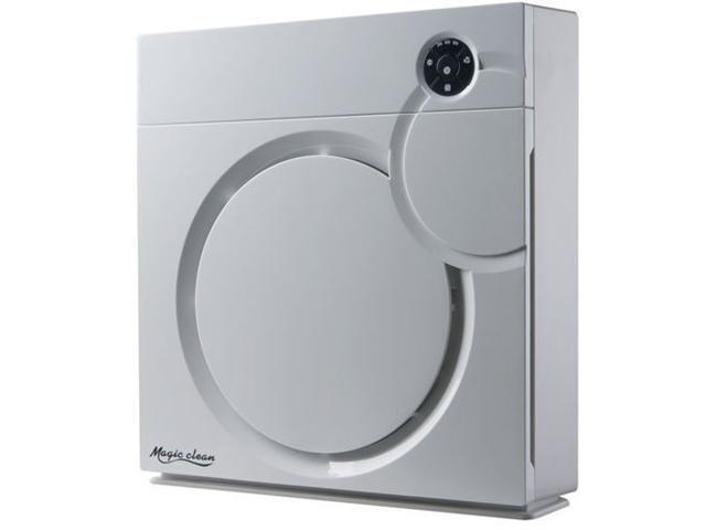 HEPA Air Purifier w/ Ion Flow Technology -  By Sunpentown