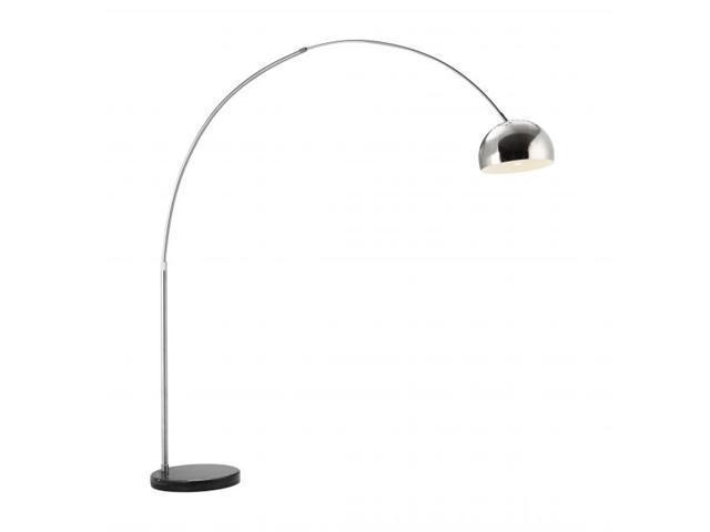 Zuo Modern Spectral Floor Lamp Chrome