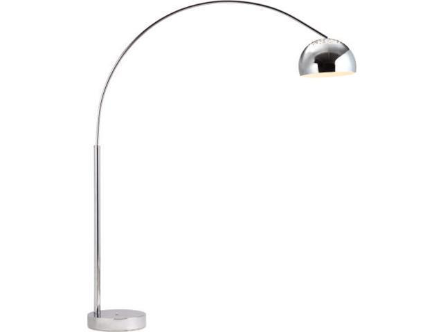 Zuo Modern 50019 Galactic Floor Lamp Chrome