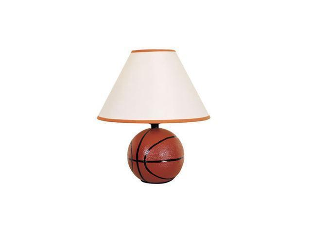 Rolando Basketball Casual Table Lamp by Acme Furniture