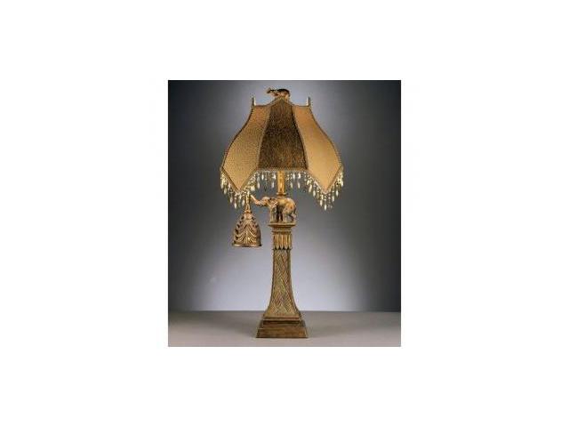 DILLIAN BRONZE TABLE LAMP (2/CTN)  by Ashley Furniture