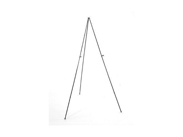 E-Z Fold-Away Easel in Black by Studio Designs
