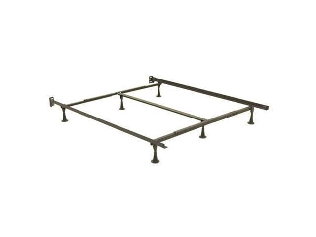adjustable queen california king eastern king metal bed frame by leggett platt. Black Bedroom Furniture Sets. Home Design Ideas